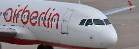 Existenzbedrohender Krankenstand: Air Berlin appelliert an die Piloten