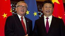 Schärfere Prüfung und Mitsprache: EU will Firmen vor China-Käufen schützen