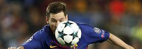 Superstars treffen doppelt: Kantersieg für PSG, Barca demütigt Juve