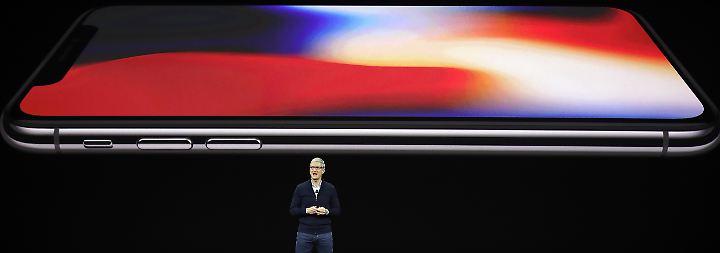 Ein iPhone für schlappe 1000 Dollar.