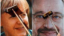 Kein zweites TV-Duell: Schulz wusste, dass Merkel Nein sagt