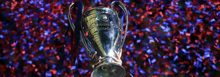 25 Jahre Champions League: Eliteklubs beherrschen die Königsklasse