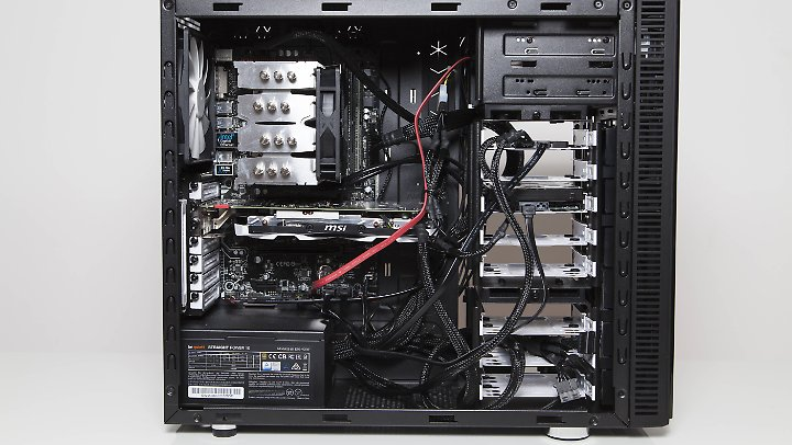 Bei Desktop-Computern kann man fast alle Bauteile austauschen. Bei manchen lohnt es sich, bei anderen nicht.