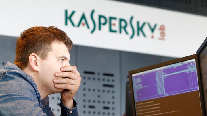 Die Kaspersky-Zentrale hat ihren Sitz in Moskau.