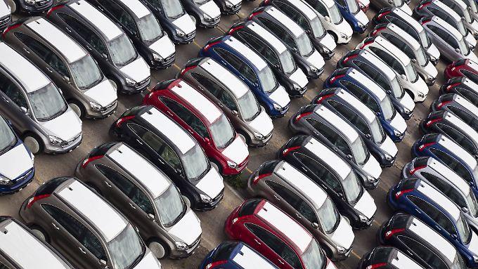 Es wurden zwar mehr Autos im August verkauft, aber nicht in den großen Absatzmärkten.
