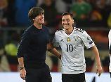 Bundestrainer nicht eingeweiht: Löw wusste nichts von Özils Rücktritt