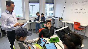 Heißes Wahlkampfthema: Bei der digitalen Bildung sehen viele Bürger Handlungsbedarf