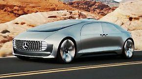 n-tv Ratgeber-Reportage: Autos der Zukunft - Teil 1