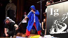 """Ig-Nobelpreis ehrt """"Verrückte"""": Didgeridoos gegen Schnarchen"""