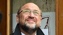 Martin Schulz muss auf ein Wunder hoffen.