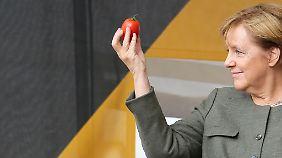 Wer regiert mit Merkel?: Mehrheiten hängen an den kleinen Parteien