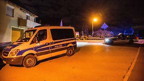 Drei Tote in Villingendorf: Polizei vermutet Beziehungstat - Täter auf der Flucht