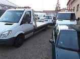 Spur führte nach Tschechien: Polizei gelingt Schlag gegen Autobande