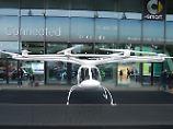 Der Volocopter gilt Mercedes inzwischen als das Robotaxi der Lüfte.