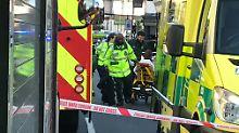 """Terroranschlag in London: Der """"Feuerball"""" von Parsons Green"""