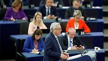 Jean-Claude Juncker will alle EU-Staaten in den Schengen-Raum aufnehmen.