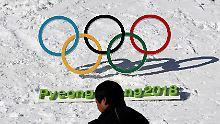Der Sport-Tag: Trotz Raketentests: IOC hält Winterspiele für sicher