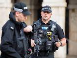 """Nach U-Bahn-Anschlag in London: Polizei gelingt """"bedeutsame Festnahme"""""""