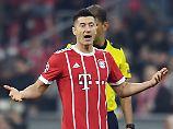 """""""Besessen"""" von der Idee: Medien: Lewandowski will weg von Bayern"""