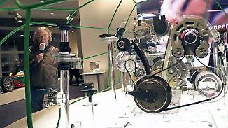 Energiegewinnung und Elektromobilität: Schaeffler bastelt auf der IAA schon an der Zukunft von morgen