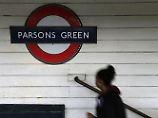 An der Station Parsons Green ereignete sich der Anschlag.