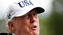 """""""America first"""" trifft auf UN: Trump redet bei Vollversammlung"""
