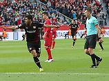 Vier Tore gegen die Krise: Leverkusen erlöst sich gegen Freiburg