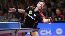 Deutsche Damen glänzen silbern: Tischtennisherren erobern EM-Thron zurück