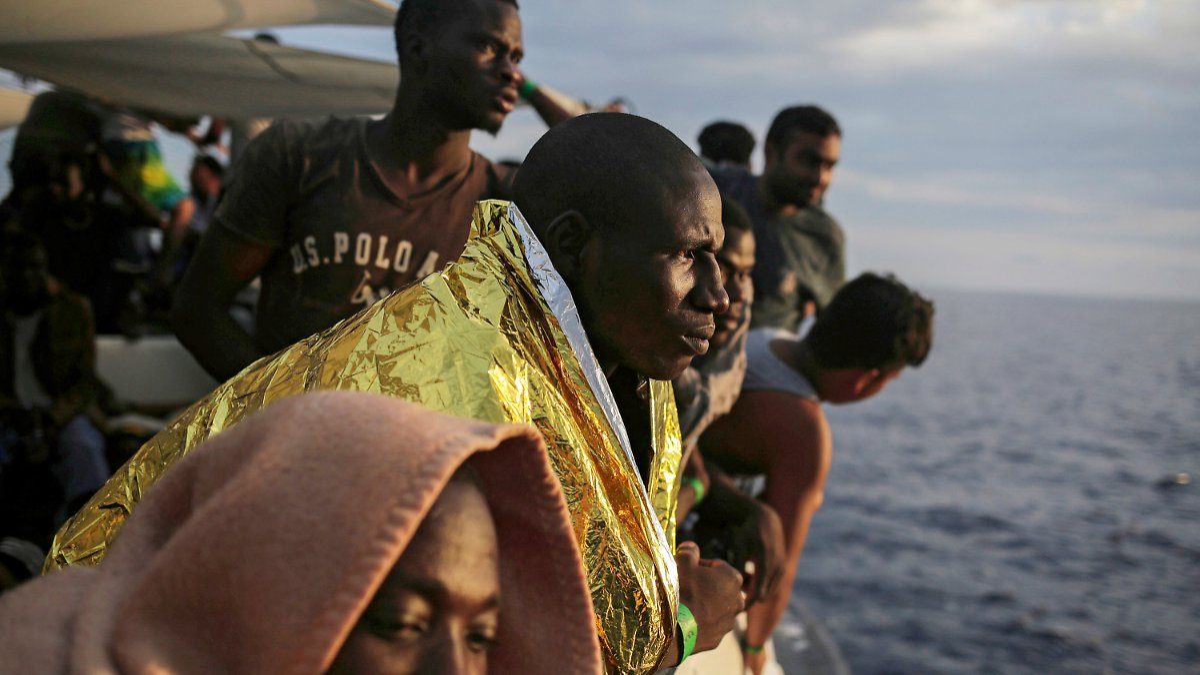 Wieder mehr Flüchtlinge im Mittelmeer