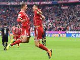 Die Lehren des vierten Spieltags: Das Thomas-Müller-Beben beim FC Bayern