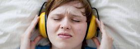 Kinderlärm und Klospülung: Es gibt Ausnahmen von der Nachtruhe