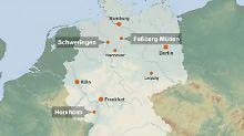 Im Kirchturm vergessene Symbole: Gemeinden entdecken weitere Nazi-Glocken