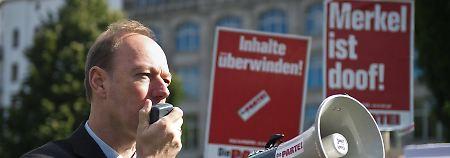 """Schlimmer als die AfD? Wohl kaum: """"Die Partei"""" ist gut für unsere Demokratie"""