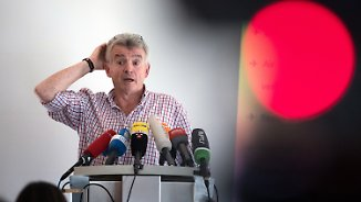 Rätselraten um Flugausfälle: Bereitet sich Ryanair auf Air-Berlin-Aus vor?