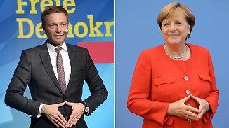 AfD, FDP und immer wieder Merkel: Wer bei dieser Wahl gähnt, ist selbst schuld