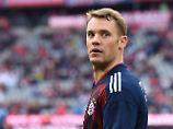 Kein Fußball mehr in diesem Jahr: Manuel Neuer