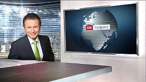 Sendung in voller Länge: Telebörse von 09:45 Uhr