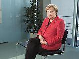 """Merkel über ihre Kandidatur: """"Erfahrung und Neugier sind gute Mischung"""""""