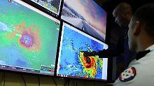 """Urlauber können umbuchen: Wie Tui und Co bei Hurrikan """"Maria"""" handeln"""