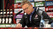 Der Sport-Tag: Kaiserslautern beurlaubt Trainer an seinem Geburtstag