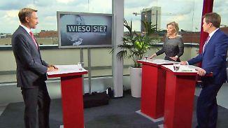 """Interview mit dem FDP-Vorsitzenden: """"Wieso Sie, Christian Lindner?"""""""