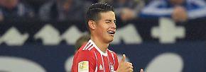 Die madrilenische Wunschspiel-Leihgabe von Coach Carlo mischte sich in alle drei Bayern-Treffer aktiv ein, erzielte einen selbst und bereitete die anderen beiden vor.