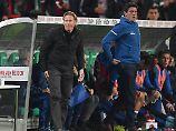 Der Sport-Tag: Krisen-Klub Hamburger SV will dem BVB nacheifern