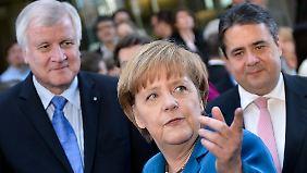"""""""Koalition des Aufschiebens"""": Nach vier Jahren findet die Große Koalition wenig Anhänger"""
