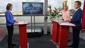 """Interview mit der Grünen-Spitzenkandidatin: """"Wieso Sie, Katrin Göring-Eckardt?"""""""