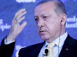 Strafmaßnahme wegen Referendum: Erdogan droht Kurden im Irak