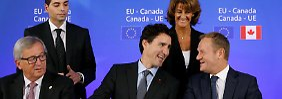 EU-Kanada-Abkommen: Ceta startet unter Vorbehalt