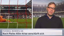 """Der Sport-Tag: Köster: Beim 1. FC Köln ist die """"Perspektive eher düster"""""""