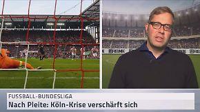 """Philipp Köster zum 5. Spieltag: Beim 1. FC Köln ist die """"Perspektive eher düster"""""""