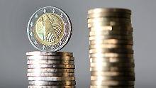 Unter Zwei-Billionen-Marke: Deutsche Staatsschulden sinken deutlich